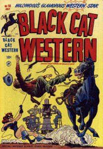 Black Cat #18 (1949)
