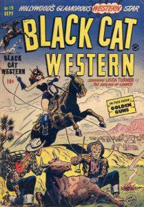 Black Cat #19 (1949)