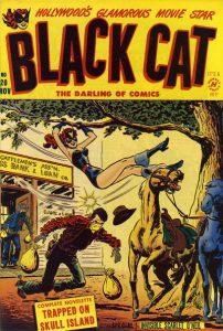 Black Cat #20 (1949)