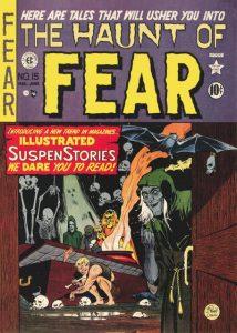 Haunt of Fear #15 [1] (1950)
