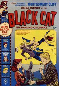 Black Cat #21 (1950)