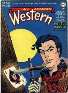 All-American Western #112 (1950)