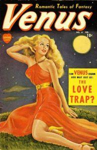 Venus #8 (1950)