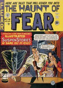 Haunt of Fear #16 [2] (1950)