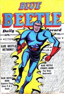 Blue Beetle #58 (1950)