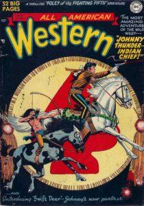 All-American Western #113 (1950)