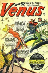 Venus #9 (1950)