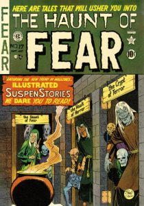Haunt of Fear #17 [3] (1950)