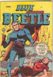 Blue Beetle #59 (1950)