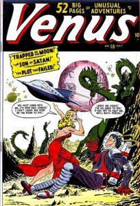 Venus #10 (1950)