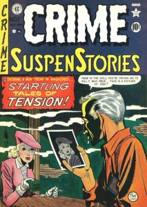Crime SuspenStories #1 (1950)