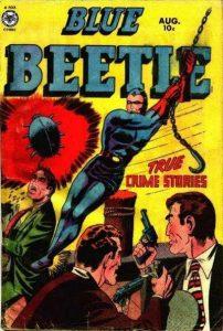 Blue Beetle #60 (1950)