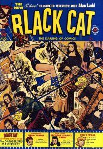 Black Cat #24 (1950)