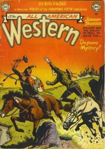 All-American Western #115 (1950)