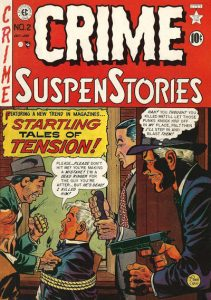 Crime SuspenStories #2 (1950)