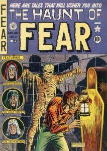 Haunt of Fear #4 (1950)
