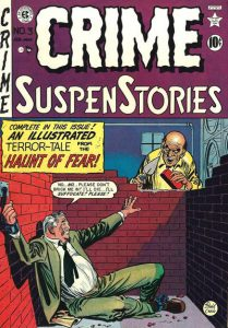 Crime SuspenStories #3 (1950)