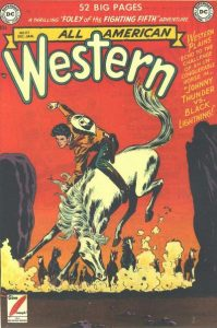 All-American Western #117 (1950)