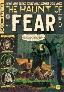 Haunt of Fear #5 (1950)