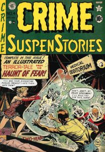 Crime SuspenStories #4 (1951)