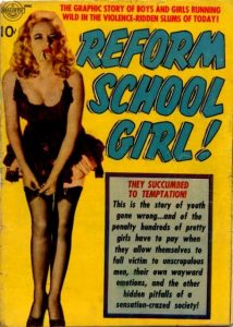 Reform School Girl! #[nn] (1951)