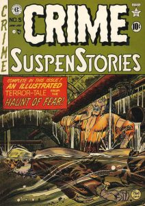 Crime SuspenStories #5 (1951)