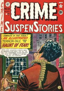 Crime SuspenStories #6 (1951)