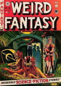 Weird Fantasy #8 (1951)