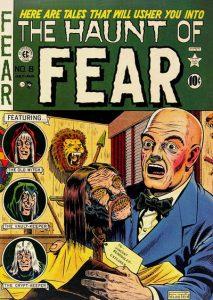 Haunt of Fear #8 (1951)