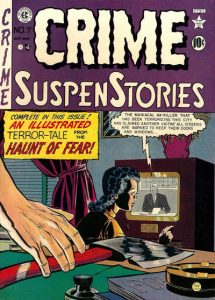 Crime SuspenStories #7 (1951)