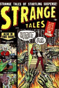 Strange Tales #1 (1951)