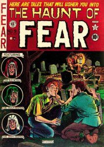 Haunt of Fear #9 (1951)
