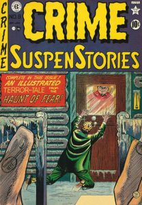 Crime SuspenStories #8 (1951)