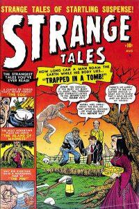 Strange Tales #2 (1951)