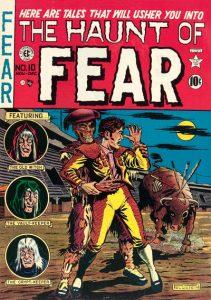 Haunt of Fear #10 (1951)