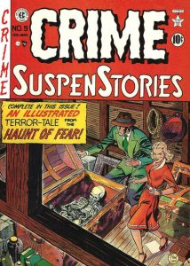Crime SuspenStories #9 (1951)
