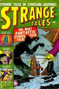 Strange Tales #3 (1951)