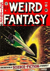 Weird Fantasy #10 (1951)