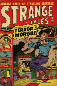 Strange Tales #4 (1951)