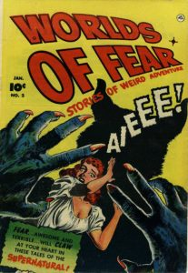 Worlds of Fear #2 (1952)