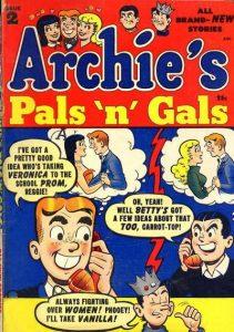 Archie's Pals 'n' Gals #2 (1952)