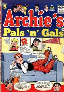 Archie's Pals 'n' Gals #5 (1952)