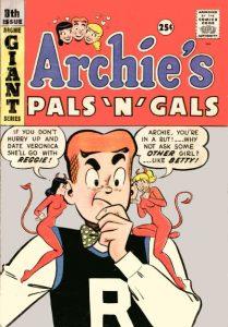Archie's Pals 'n' Gals #8 (1952)