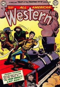 All-American Western #124 (1952)