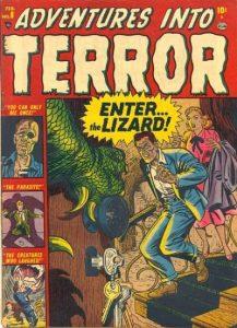 Adventures into Terror #8 (1952)