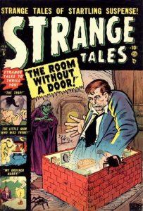 Strange Tales #5 (1952)