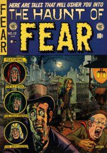 Haunt of Fear #12 (1952)