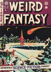 Weird Fantasy #12 (1952)
