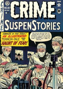 Crime SuspenStories #10 (1952)