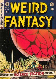 Weird Fantasy #13 (1952)